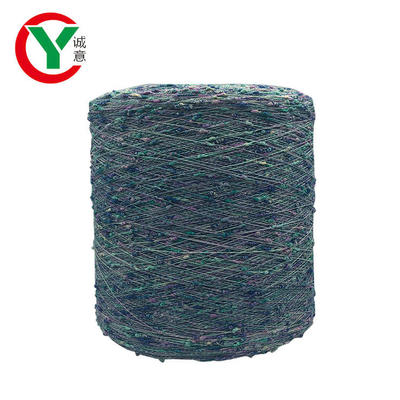 Chinese Best Selling Polyester Fancy Yarn With Various Color