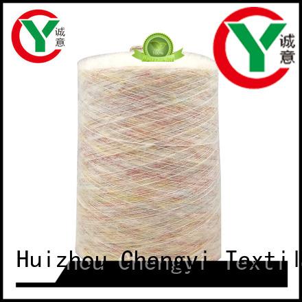 Chengyi knitting mohair yarn OEM bulk order