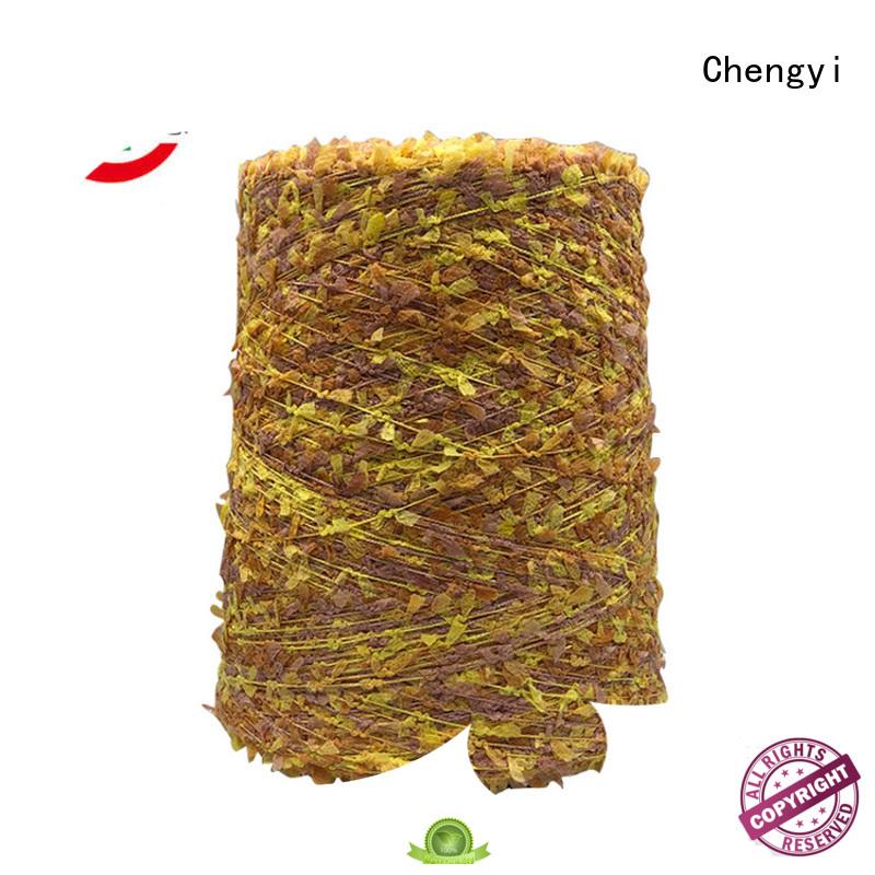 Chengyi high-quality butterfly yarn popular top brand