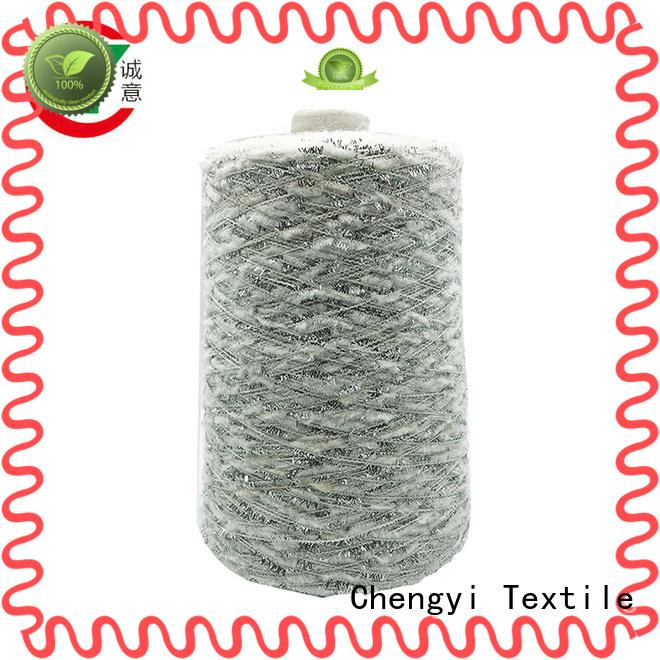custom brush yarn chic for wholesale