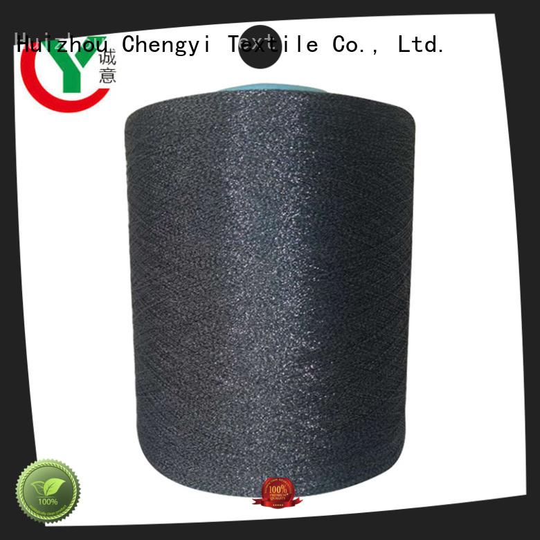 best manufacturer glittery yarn hot top brand