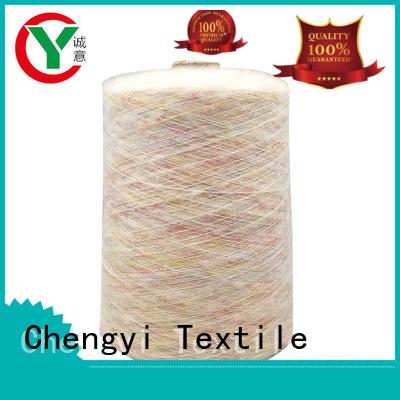 Chengyi knitting mohair yarn professional