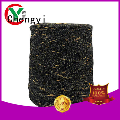 Chengyi colorful dot knitting yarn high-quality for knitting