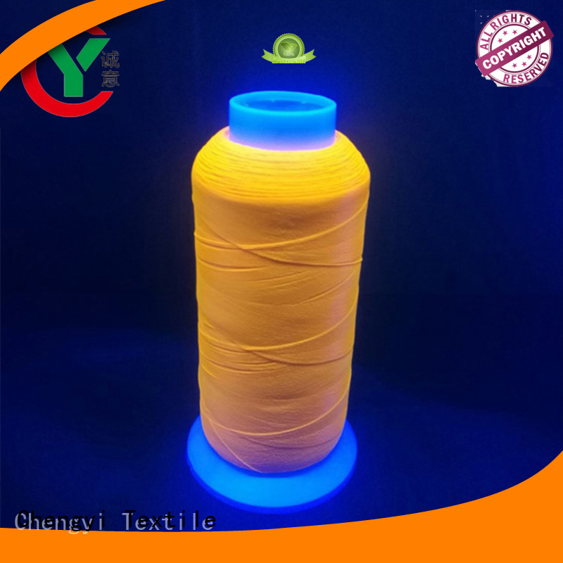 custom luminous yarn high-performance top brand