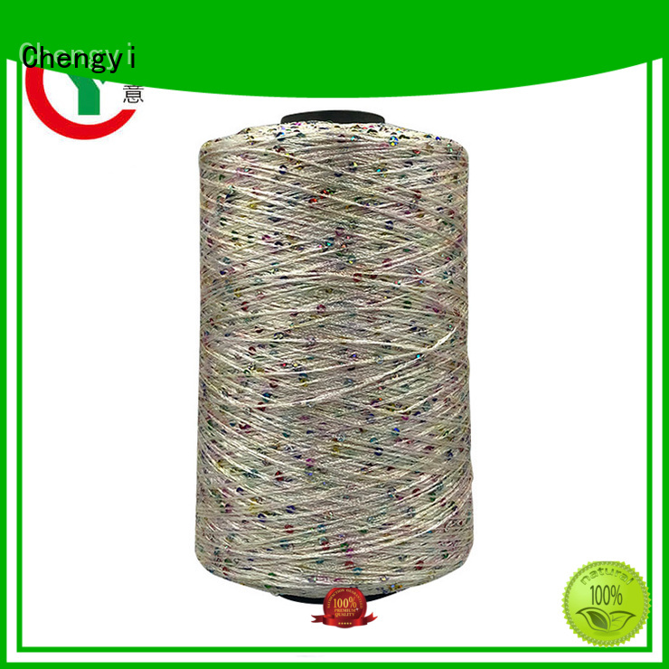 Chengyi sequin yarn high-quality light-weight