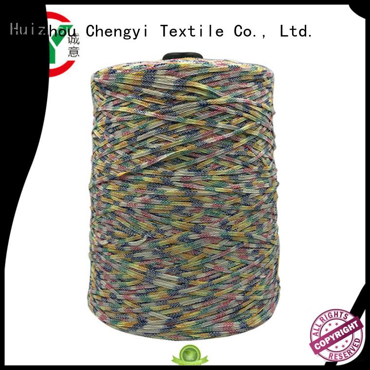 Chengyi hot-sale tape yarn bulk supply