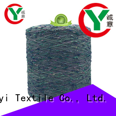 Chengyi wholesale dot knitting yarn from best factory