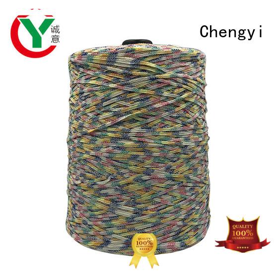 custom ribbon tape yarn durable for wholesale