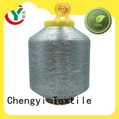 Chengyi metallic yarn hot-sale high quality