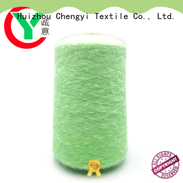 cheapest factory price mohair yarn