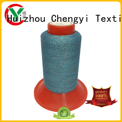 Chengyi reflective yarn suppliers OEM low cost