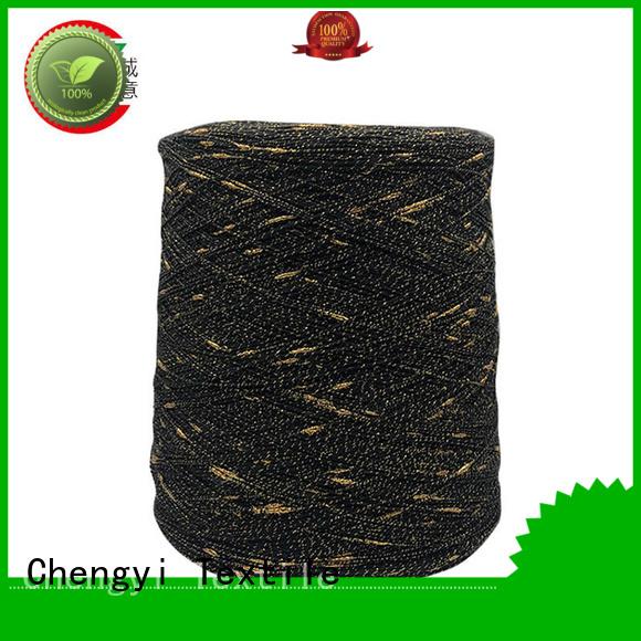 Chengyi wholesale dot knitting yarn from best factory
