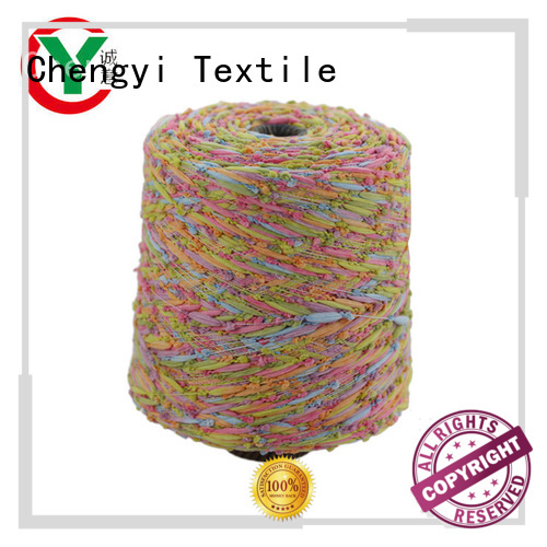 Chengyi popular lantern knitting yarn top selling from best factory