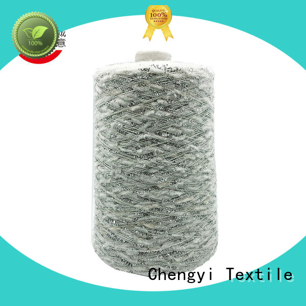 Chengyi brush yarn best quality from best factory