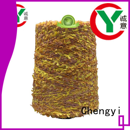 Chengyi custom butterfly yarn cheapest factory price wide application
