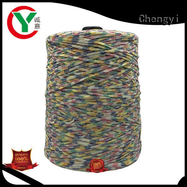 Chengyi custom tape yarn durable