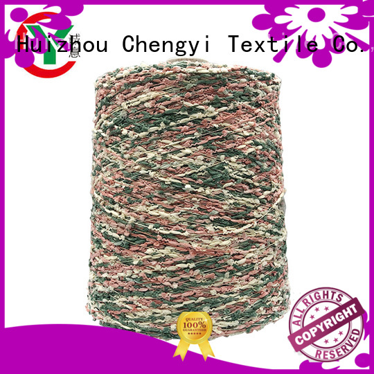 Chengyi lantern knitting yarn top selling high-quality