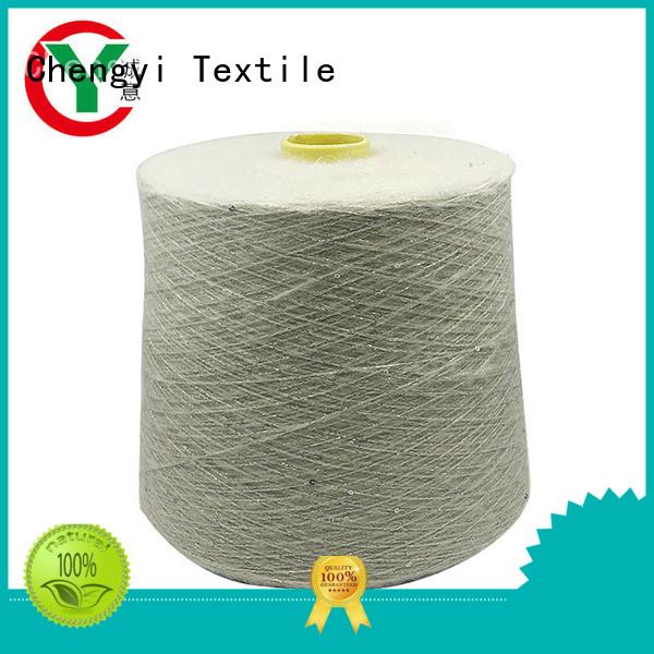 Chengyi sequin yarn best OEM
