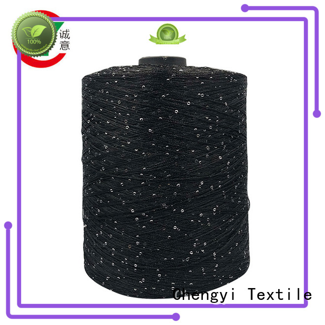 cheapest price sequin yarn best OEM