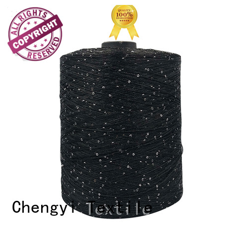 cheapest price sequin yarn high-quality light-weight