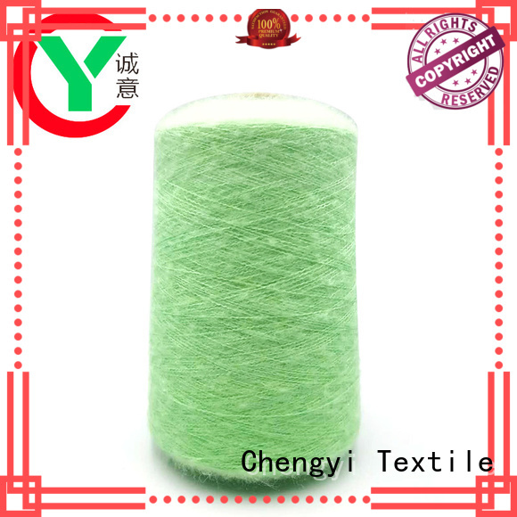 Chengyi mohair yarn professional for wholesale