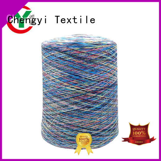 custom space dyed yarn factory price best factory