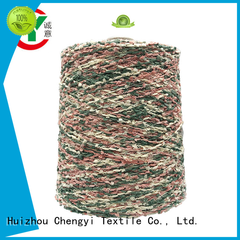 Chengyi lantern knitting yarn best price from best factory