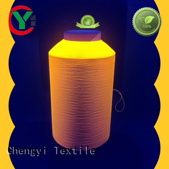 Chengyi colorful luminous yarn high-performance