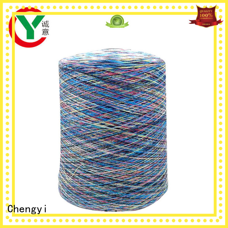 Chengyi bulk supply space dyed yarn hot-sale fast delivery