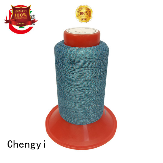 Chengyi promotional reflective yarn manufacturers OEM low cost