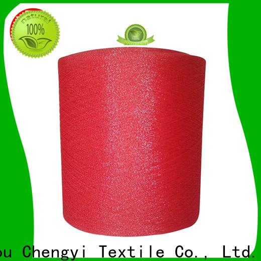 high quality glittery yarn popular for wholesale