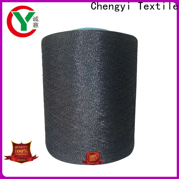 high quality glittery yarn bulk for wholesale
