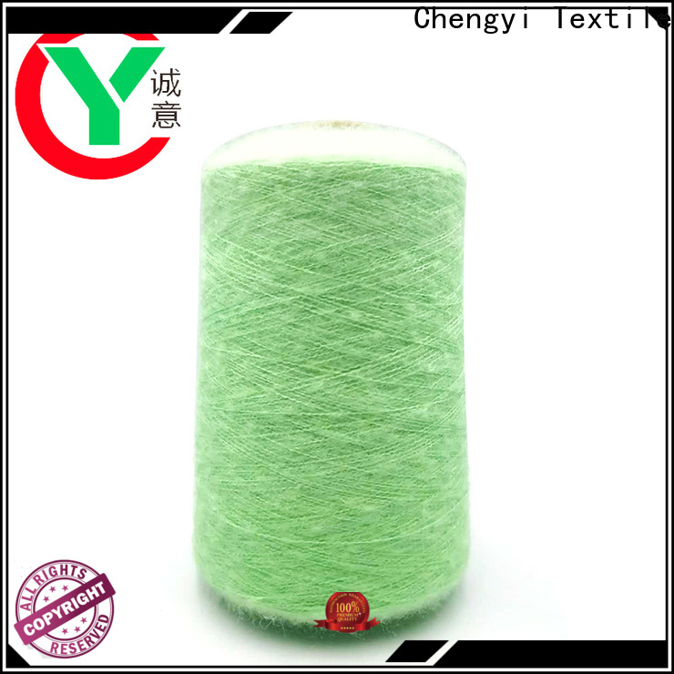 cheapest factory price knitting mohair yarn