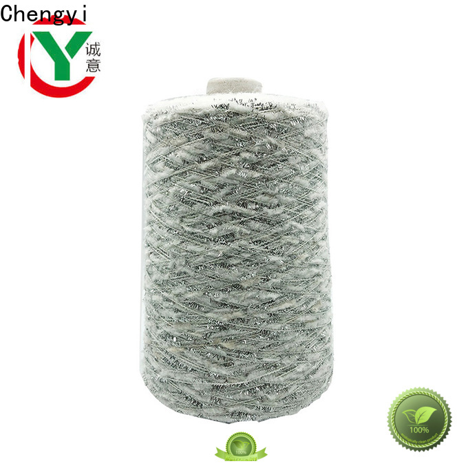 custom brush yarn factory price fast delivery
