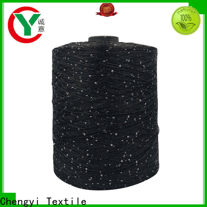 Chengyi sequin yarn manufacturers top light-weight