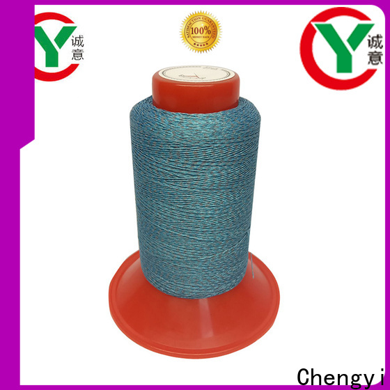 Chengyi promotional reflective yarn top brand best price