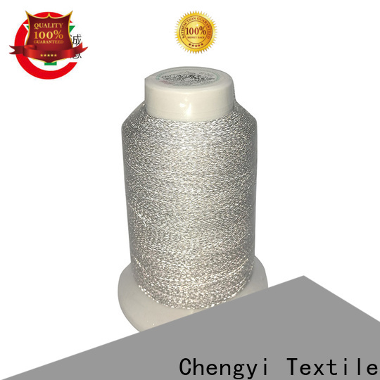 Chengyi colorful reflective yarn manufacturers top brand factory direct supply