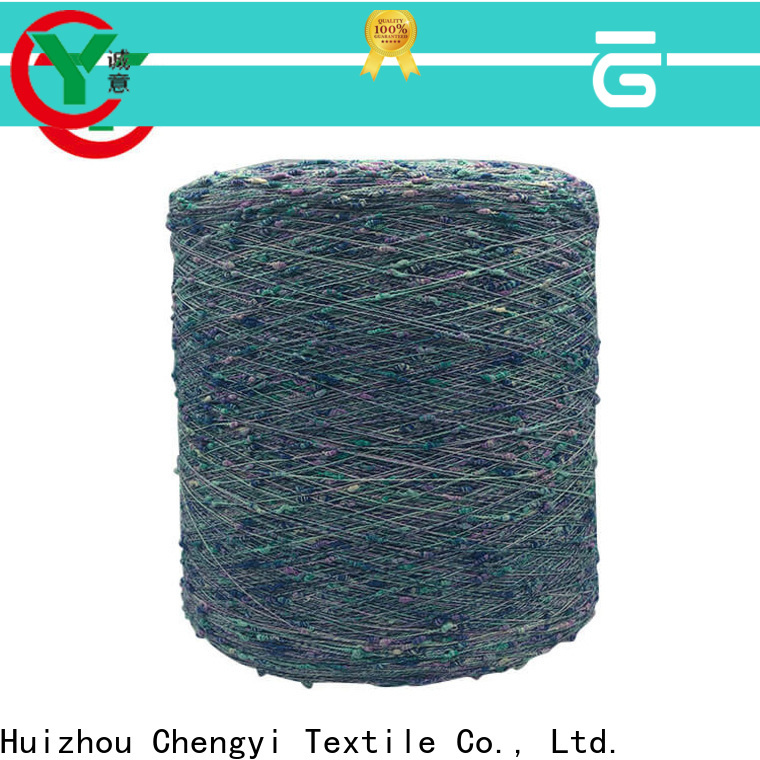 colorful dot fancy yarn top-selling