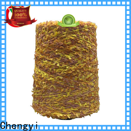 Chengyi high-quality butterfly yarn wholesale wide application