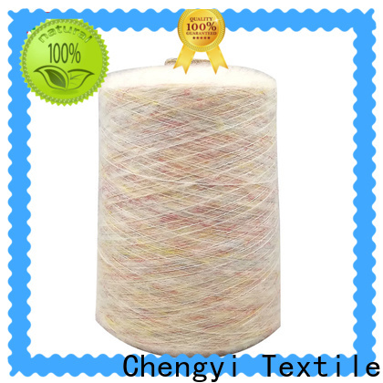 Chengyi promotional mohair knitting yarn professional fast delivery