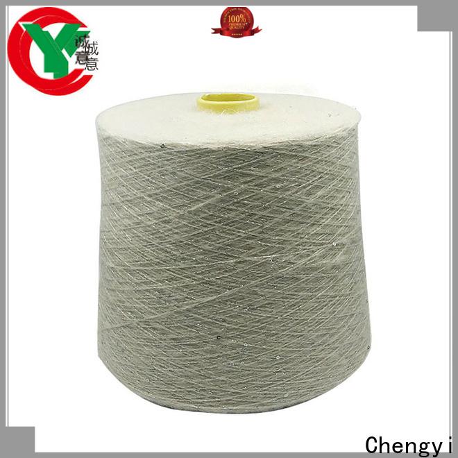 hot-sale sequin knitting yarn top light-weight