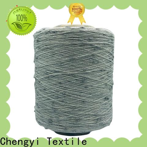 Chengyi colorful dot fancy yarn