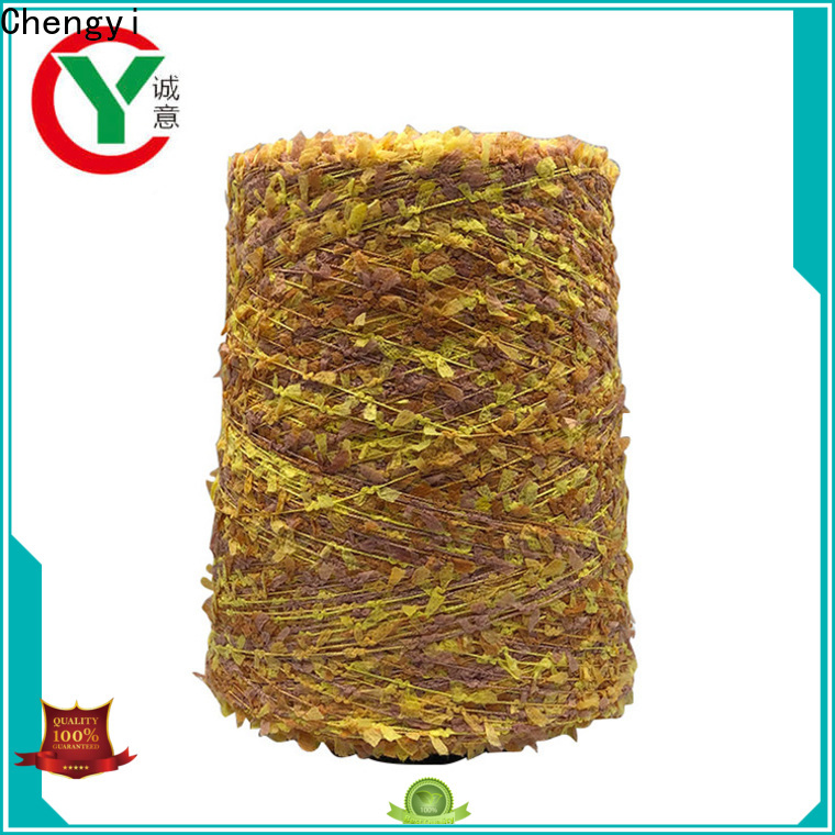 colorful butterfly knitting yarn cheapest factory price wide application
