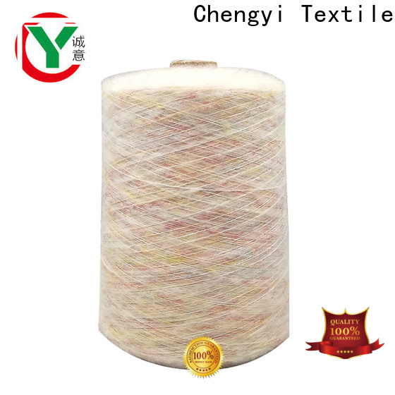 Chengyi mohair yarn light-weight bulk order