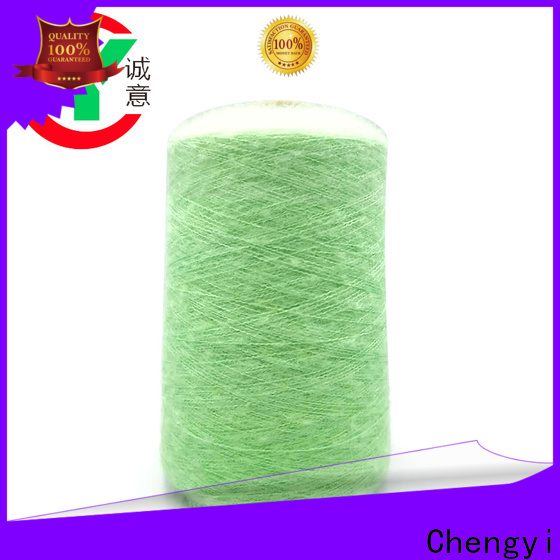 Chengyi knitting mohair yarn