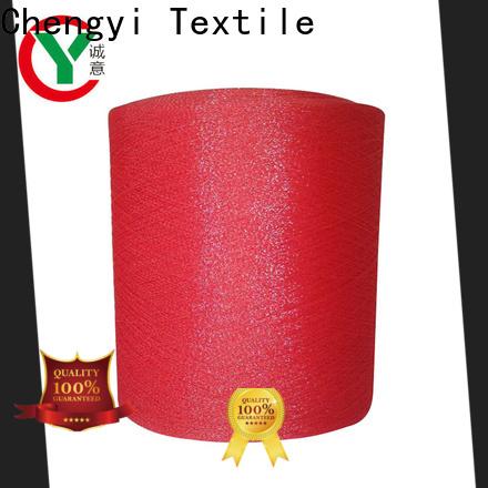 best manufacturer glittery yarn popular for wholesale