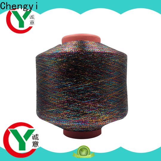 Chengyi metallic yarn popular