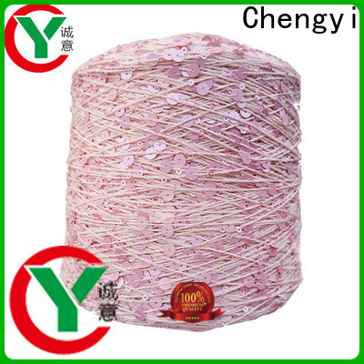 factory direct supply fancy yarn hats production appearance effect