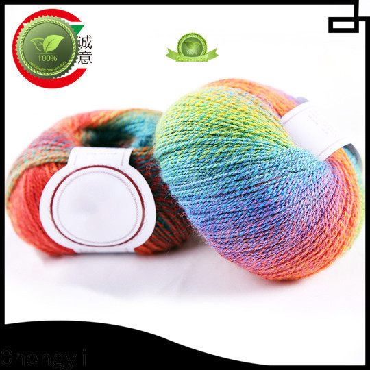 best hand knitting yarn manufacturers factory price fast delivery