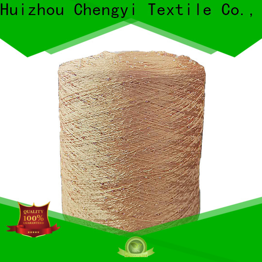 high-quality fancy knitting yarn shoe upper appearance effect